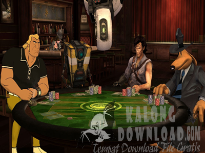 Free Download Games Poker Night 2 Full Version For PC
