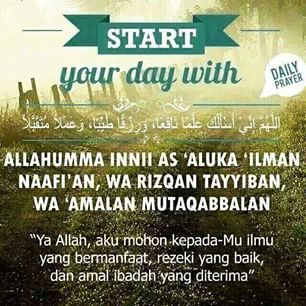 Image result for ucapan pagi