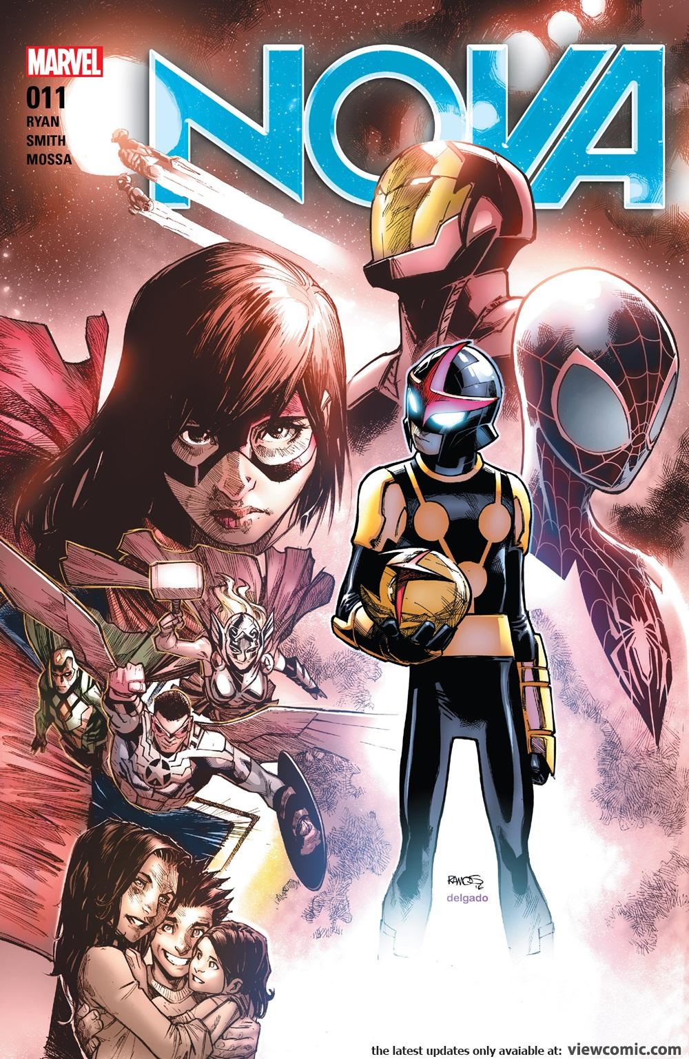Nova v6 011 (2016)    Vietcomic.net reading comics online for free