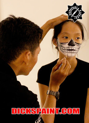 Make Up Horror Kids Jakarta