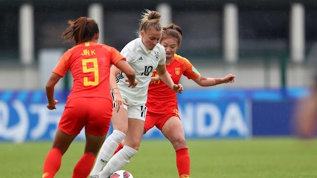 Mundial Sub-20 Feminino. Dia #4 - Alemanha classificada