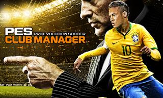 pes club manager mod Apk game