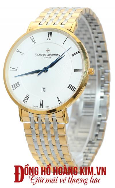 đồng hồ kim loại nam