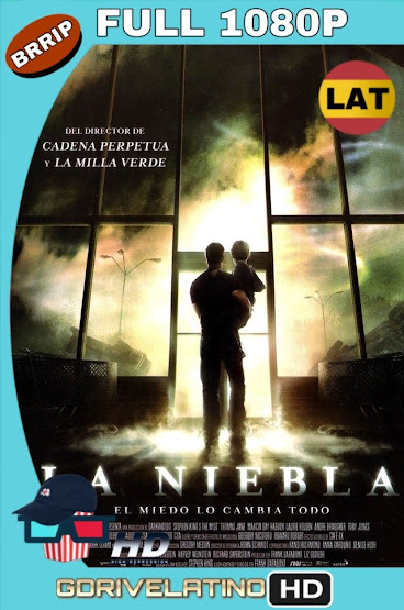 La Niebla (2007) BRRip 1080p Latino-Ingles MKV