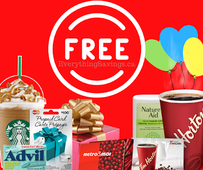 Free Stuff in Canada- EverythingSavings.ca