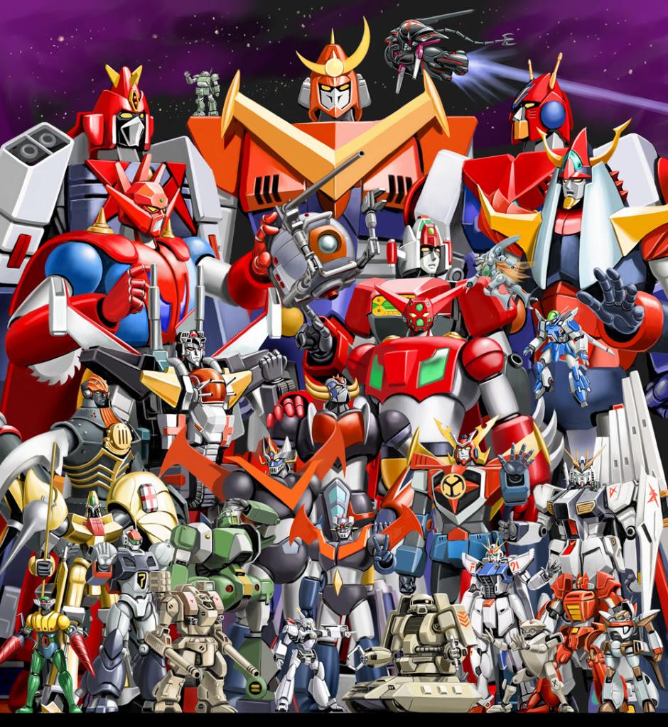 [Game do Mês] - Super Robot Wars Srw