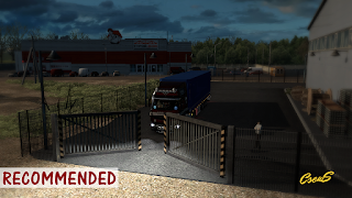 ets 2 animated gates in companies v3.1