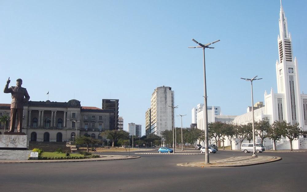 Gaborone, Capital de Botswana