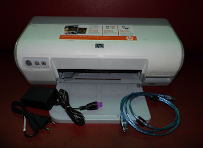 Cara Reset Printer HP D2566