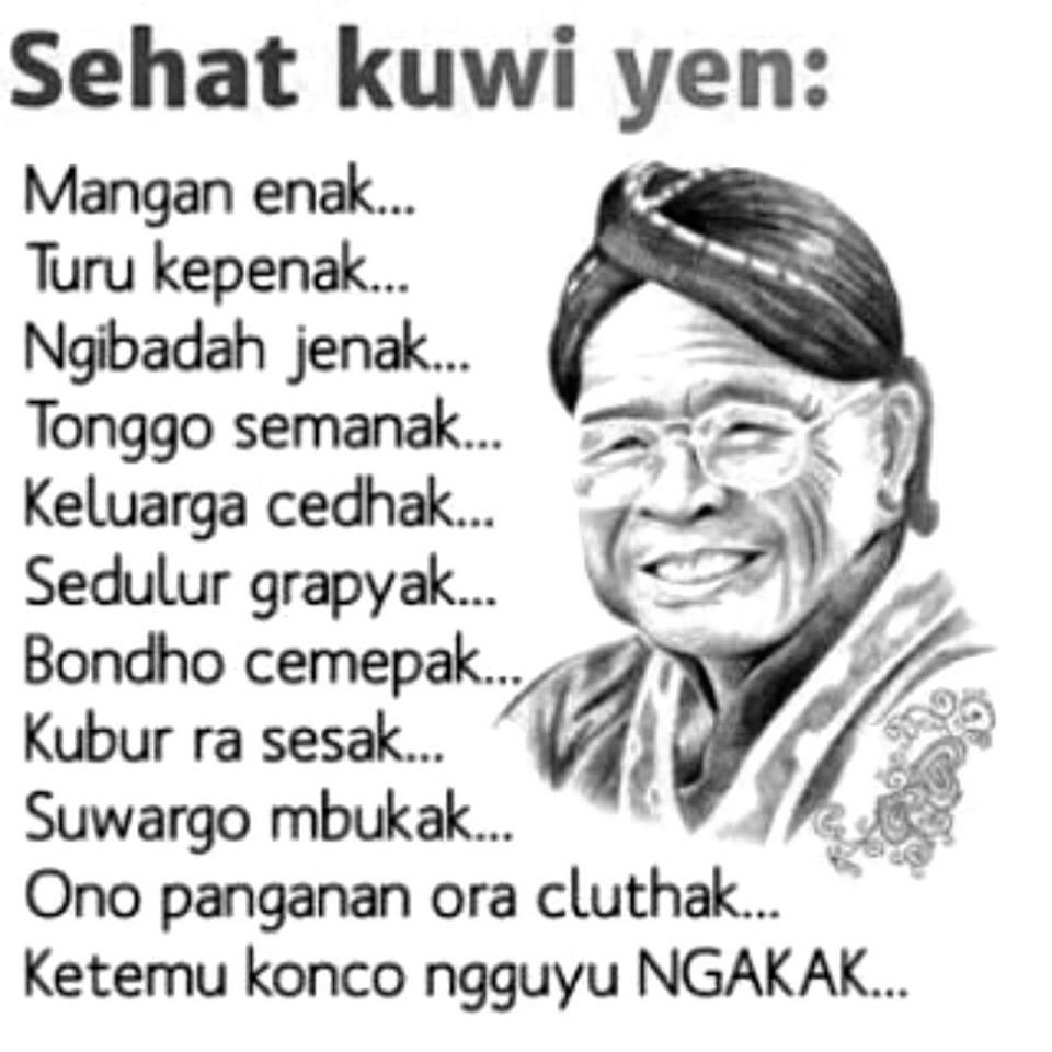 100 [ Gambar Parikan Lucu Bahasa Jawa ]