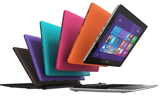 Harga Notebook Acer Aspire Switch 10E Tahun 2017 Lengkap Dengan Spesifiaksi, Bisa Dicas Menggunakan Powerbank