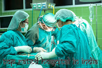 Top Rated Hospital In India