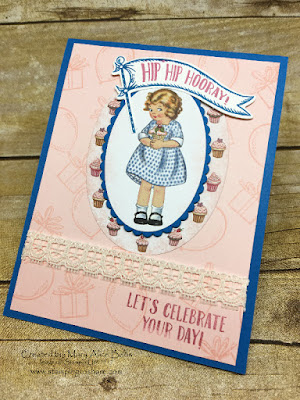 Stampin' Up! Birthday Delivery Bundle Pre Order Swap by Mary Alice Bellis for Stamping to Share.