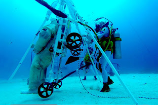 ESA tests device to rescue Injured Astronauts