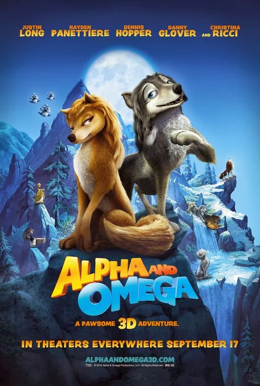 Watch Alpha and Omega (2010) Online For Free Full Movie English Stream
