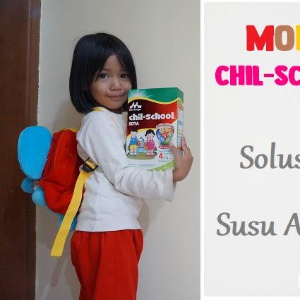 Morinaga Chil-School Soya : Solusi Cerdas Susu Alergi Anak