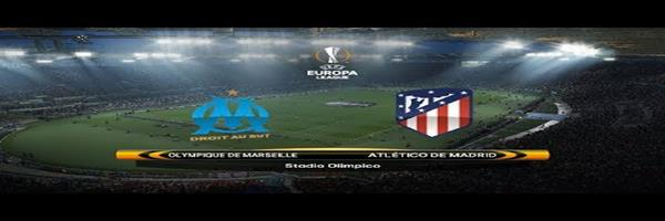 موعد مباراة أتلتيكو مدريد ومارسيليا