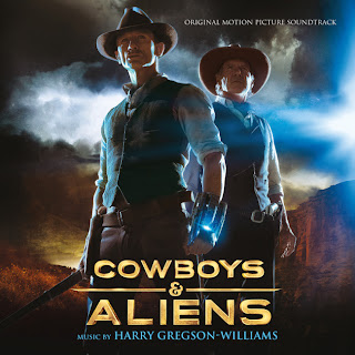 Cowboys and Aliens Lied - Cowboys and Aliens Muziek - Cowboys and Aliens Soundtrack