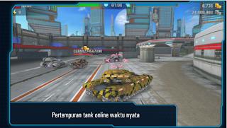 Iron Tanks Mod Apk Unlocked all tank