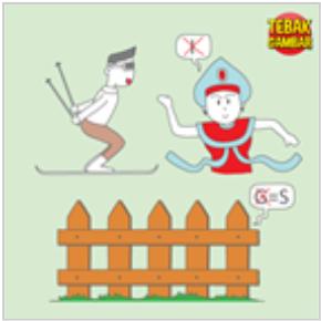 Lengkap Kunci Jawaban Tebak Gambar Level 6 Terbaru Samakami