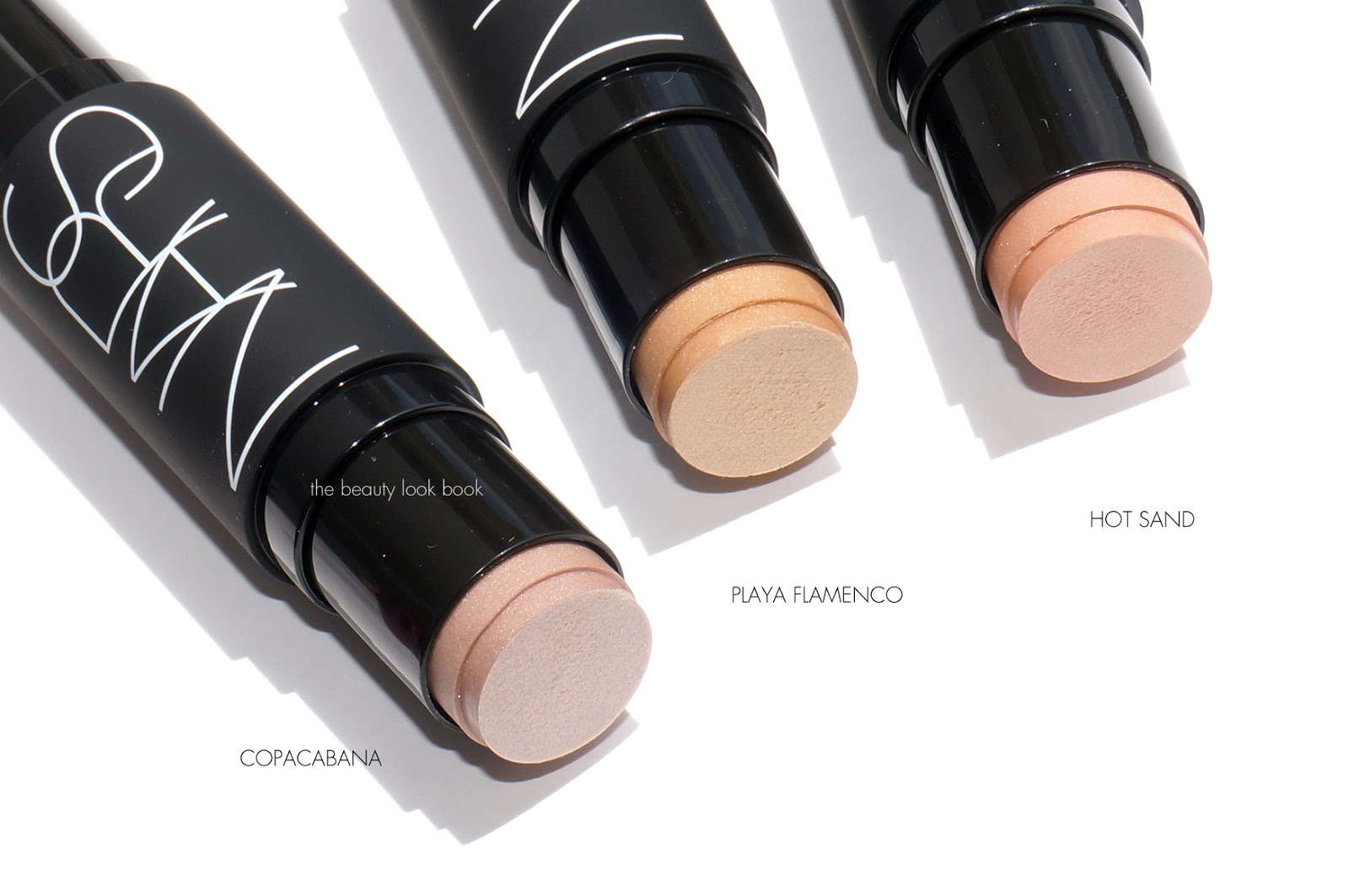 Easy To Wear Contour And Highlight Sticks The Beauty