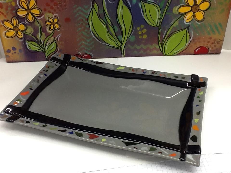 L 39 atelier de francine fusion de verre - Peinture fusion metal ...
