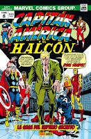 Marvel Gold. Capitán América y El Halcón 5