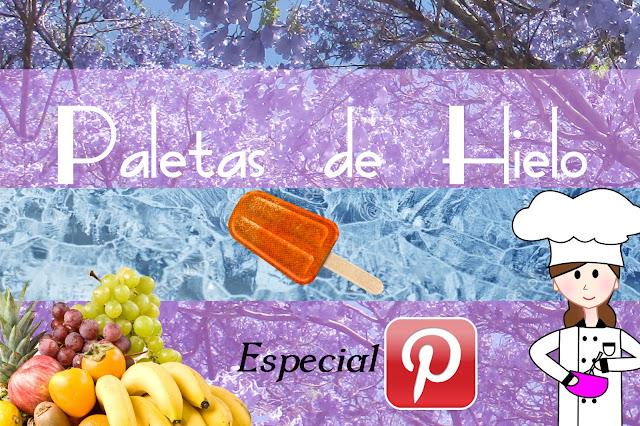 5 ideas de Pinterest par hacer paletas heladas