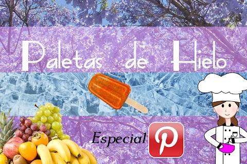 5 ideas de Pinterest para hacer paletas heladas