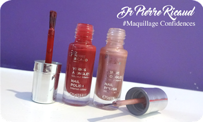Collection Maquillage Confidences - Dr. Pierre Ricaud