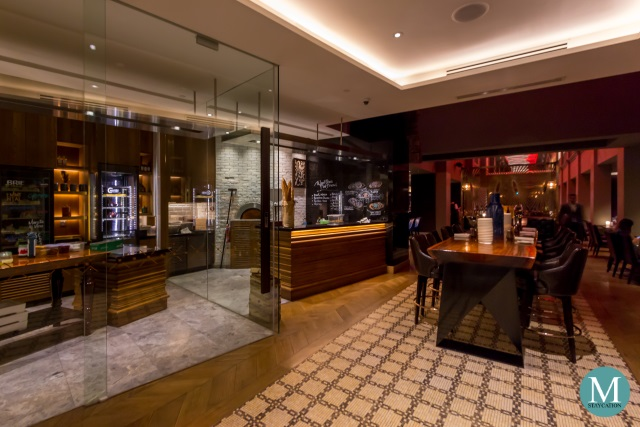 Ash U0026 Elm Is An Award Winning Casual Dining Restaurant At The  InterContinental Singapore Specializing In European Cuisine. Taking  Inspiration From The Chic ...