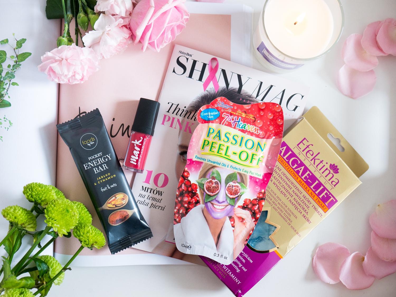 ShinyBox | Think Pink! prezentacja pudełka