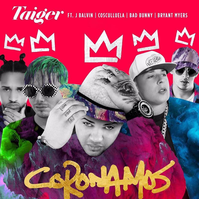 El Tiger Ft. Bryant Myers, J Balvin, Cosculluela Y Bad Bunny – Coronamos (Remix 2)