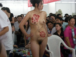 Hot Body Painting