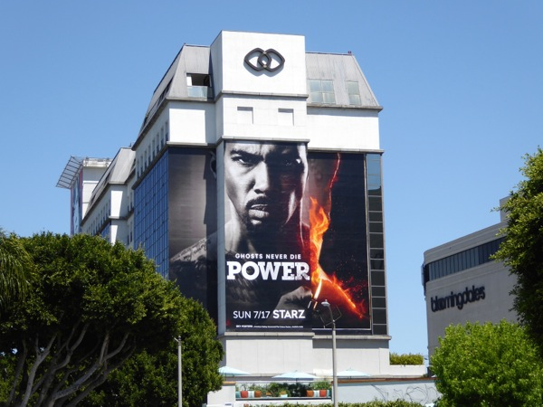 Giant Power season 3 billboard