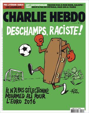 Charlie Hebdo manque de respect à Mohamed Ali dans sa dernière édition.