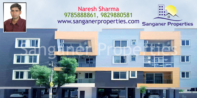 Flats For Sale In Sanganer, Jaipur