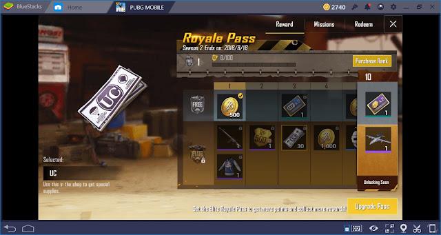 Apa yang Perlu Kamu Ketahui tentang PUBG Mobile Royale Pass System Baru Apa yang Perlu Kamu Ketahui tentang PUBG Mobile Royale Pass System Baru