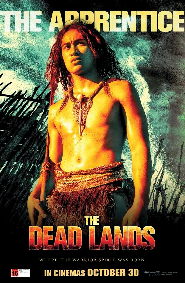 The Dead Lands (2014) ταινιες online seires oipeirates greek subs