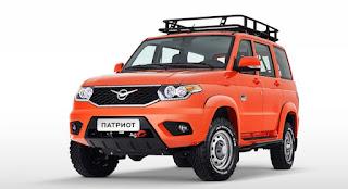 УАЗ выпустил новую экспедиционную версию автомобиля «Патриот»