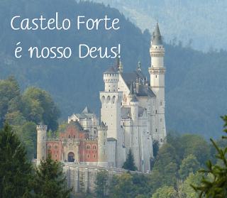 Blog Uma vida cristã - Exemplo de fé - Martinho Lutero