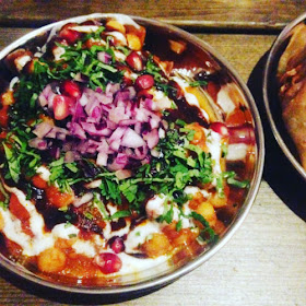 Indian Food at Chit Chaat Chai