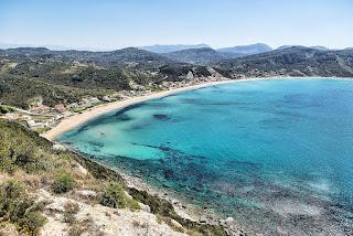 Plaża Agios Georgios