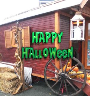Halloween Grußbild