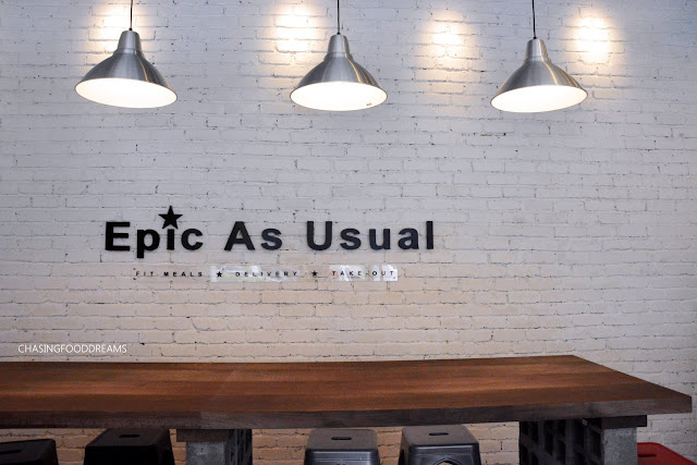 Epic Food Co Wilmington Nc Menu