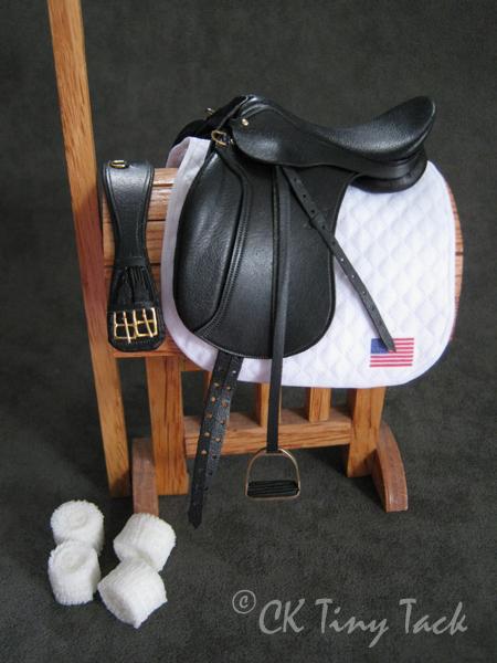 Ck Tiny Tack Saddles