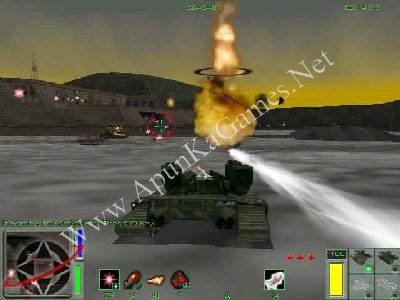 Recoil download (1999 arcade action game).