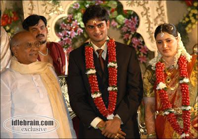 guests in Sudheer Babu and Priyadarshini wedding