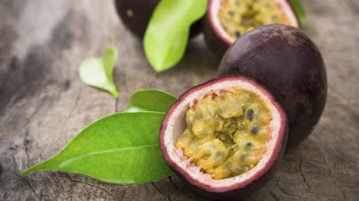 how many passion fruits can i eat a day