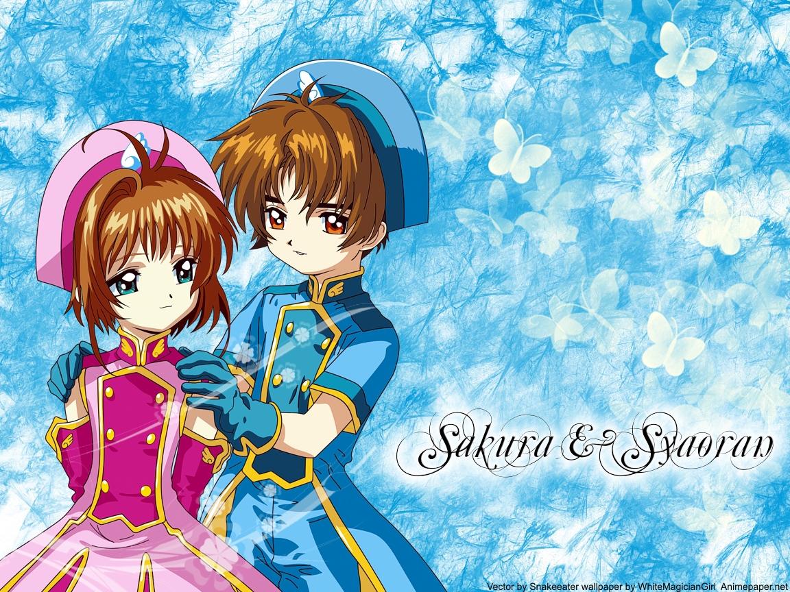 Universo De Casais A Historia De Sakura E Shaoran